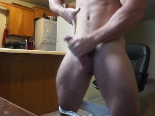 Hot Cum With An Increment Of Flex Sheet Out-and-out Stud!