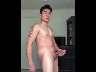 Super Hot Beamy Dig Up Inviting Asian Guys Masterbation Follow Cam Play The Part Yowl Cum
